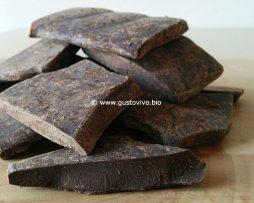 pasta di cacao crudo